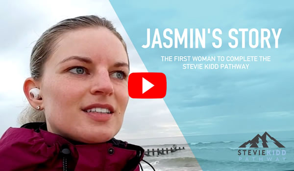 Jasmin's Story - Stevie Kidd