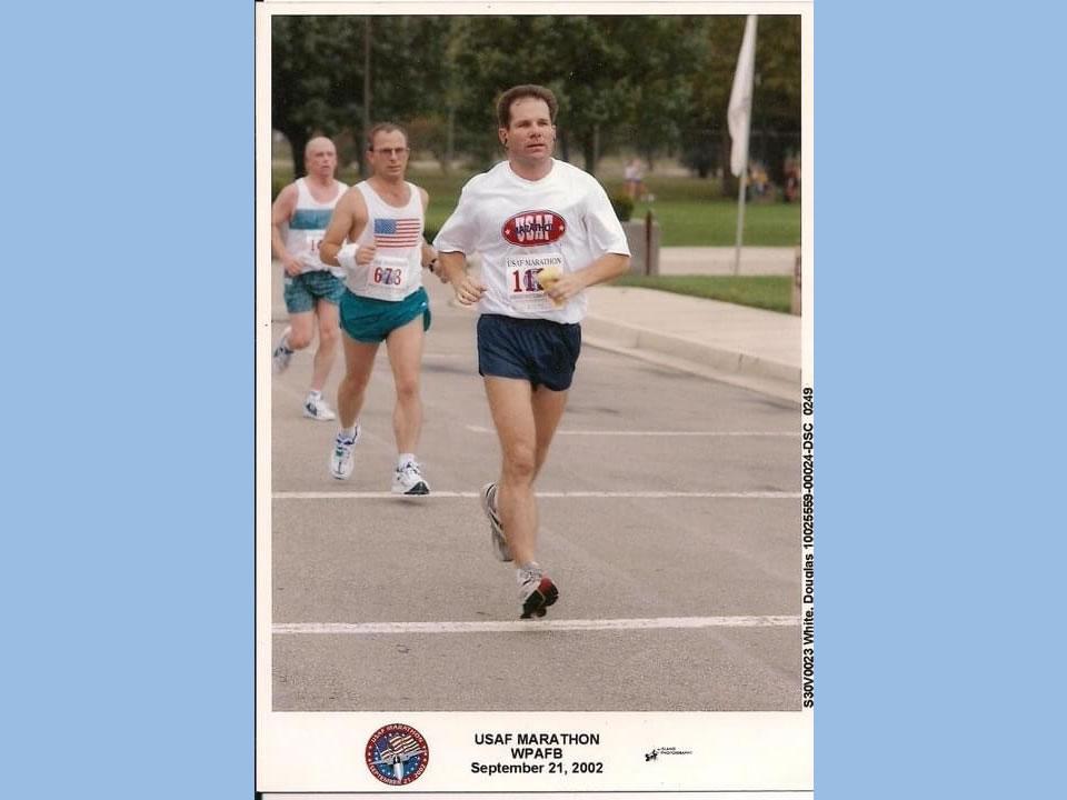 1st Marathon - US Air Force Marathon