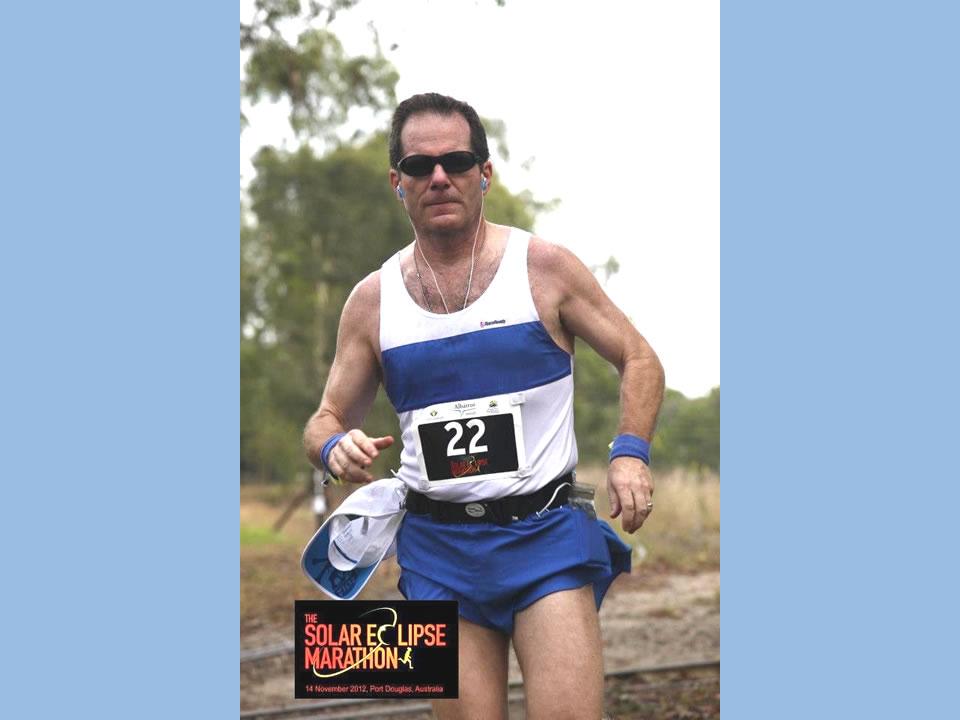 Solar Eclipse Marathon in Australia First international race