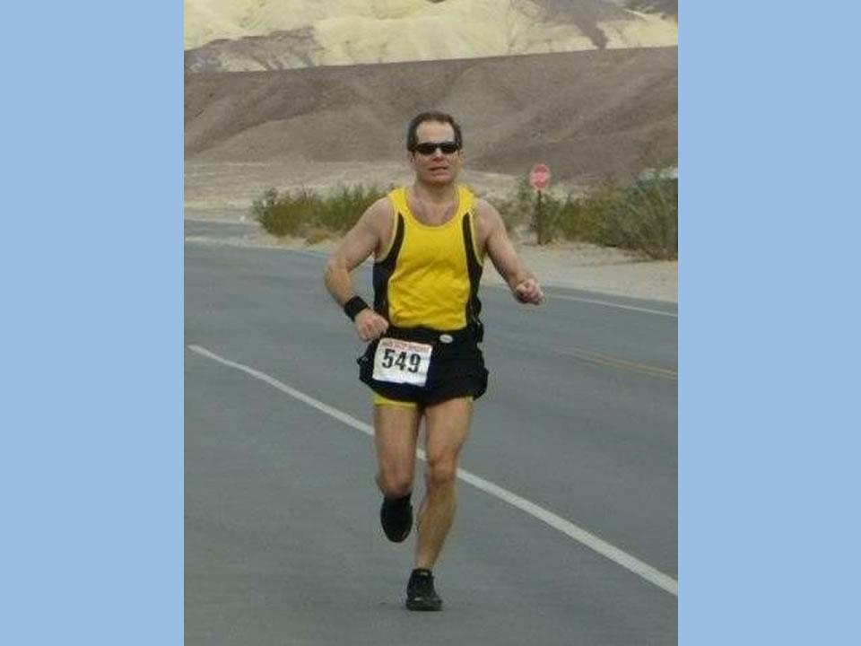 Death Valley Marathon