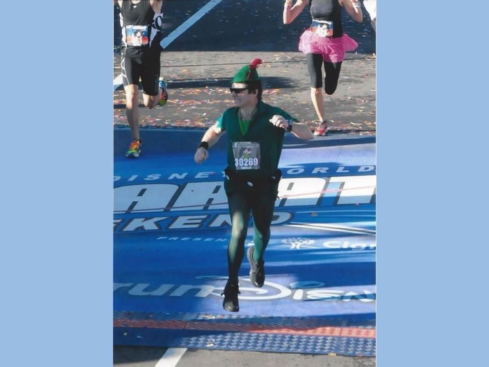 Disney Marathon (4th race in 4 Days - Dopey Challenge)